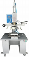 Flat Hot Stamping Machine with Shuttle Table
