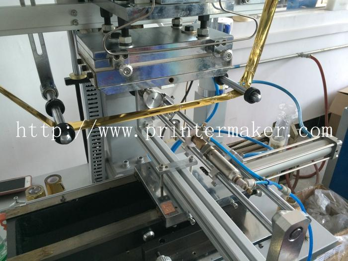 Multi Functional Hot Stamping Machines for Round, Oval, Flat Bottles 2
