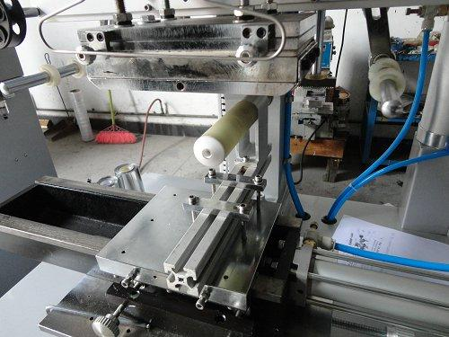 Multi Functional Hot Stamping Machines for Round, Oval, Flat Bottles 11
