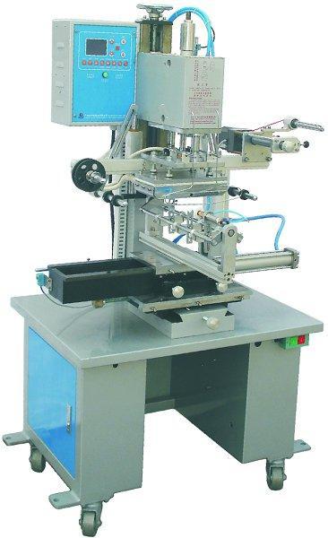 Multi Functional Hot Stamping Machines for Round, Oval, Flat Bottles 1