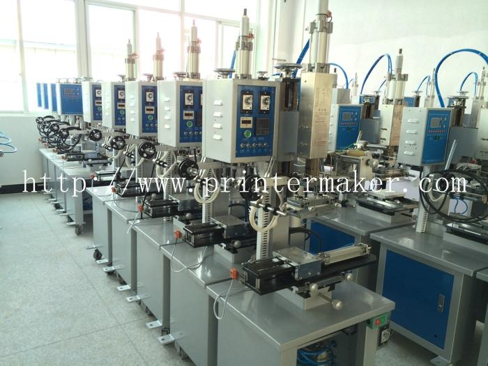 Multi Functional Hot Stamping Machines for Round, Oval, Flat Bottles 12