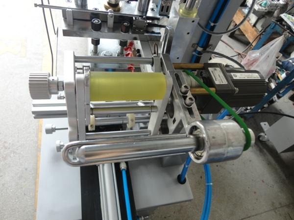 Automatic Flat and Round Hot Stamping Machine 3