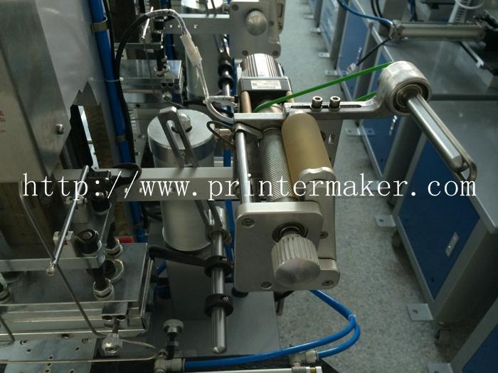 Automatic Flat and Round Hot Stamping Machine 5