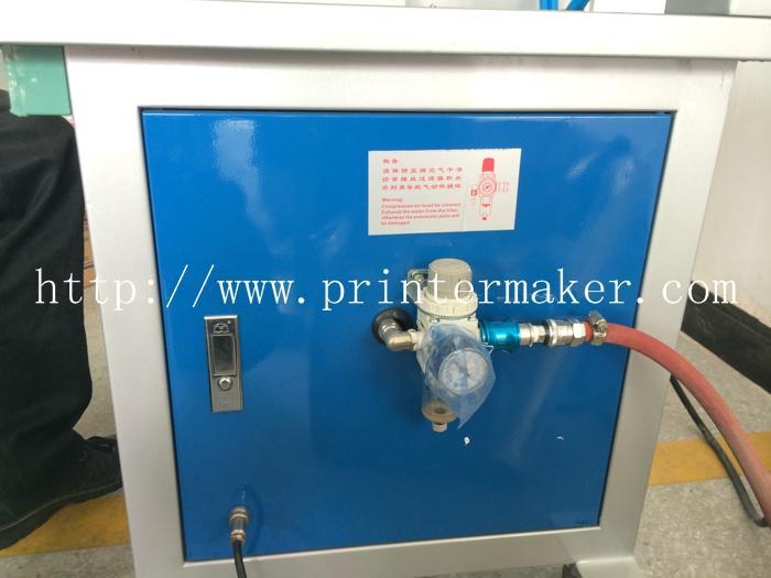 Automatic Flat and Round Hot Stamping Machine 12