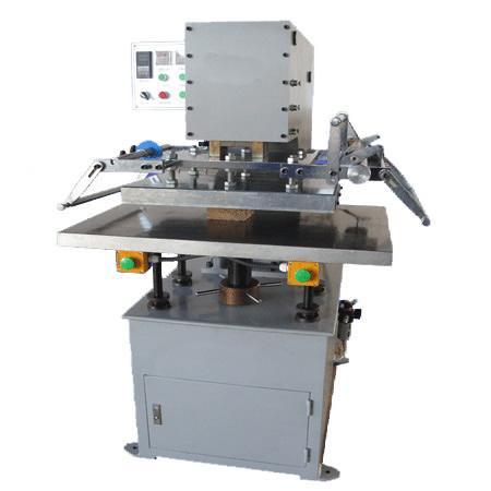 Large Size Flat Hot Stamping Machine 1