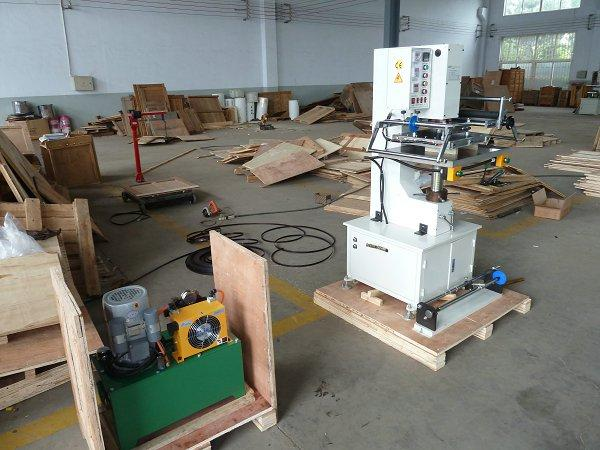 Large Pressure Embossing and Hot Stamping Machine (Hydraulic Hot stamping machin 2