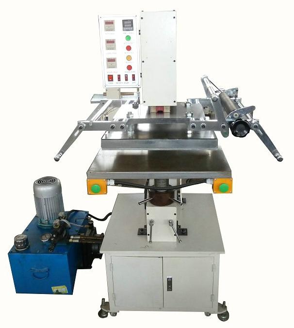 Large Pressure Embossing and Hot Stamping Machine (Hydraulic Hot stamping machin 1