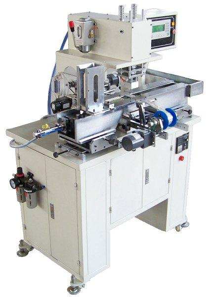 Automatic Hologram Cards Hot Stamping Machines 1