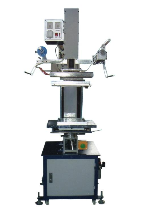 Hot Foil Stamping Machine for Crate 1
