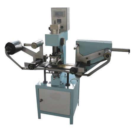 Gilding Machine For PVC Belt 1