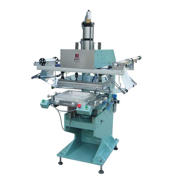 Flat Hot Stamping Machine for Large Size 1