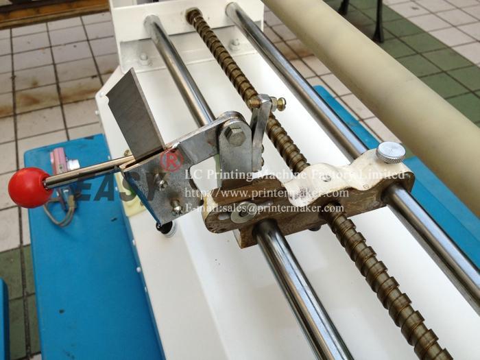 Hot Stamping Foil Paper Cutter 9