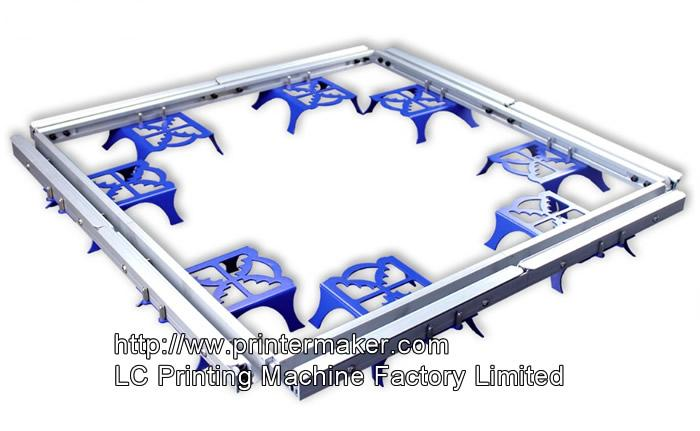 Combined Stretcher Screen Printing Frame 1