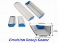 Emulsion Scoop Coater