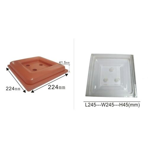 Irregular Rubber Pads and Moulds 1