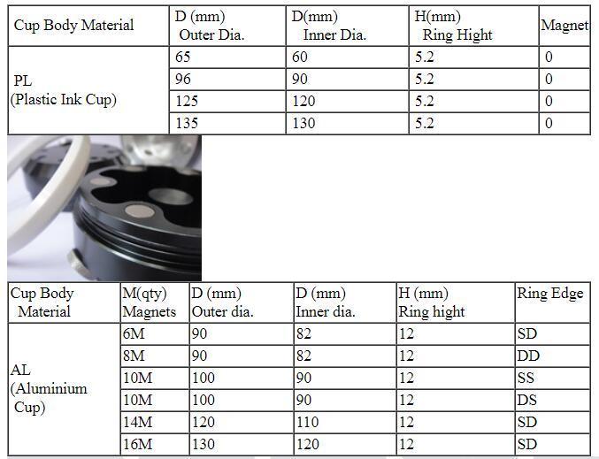 Ink Cup 6