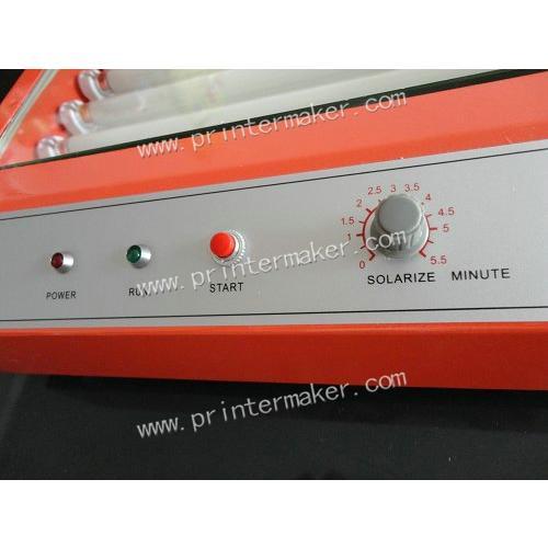 LED UV Exposure Unit For Pad Plate 4