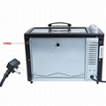 Electric Oven For Pad Plate 2