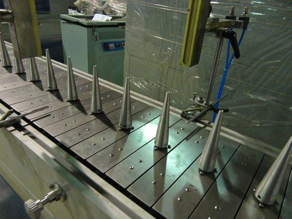 Flame Surface Treatment Equipment 2