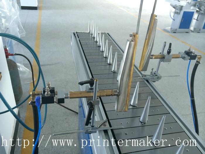 Flame Surface Treatment Equipment 6