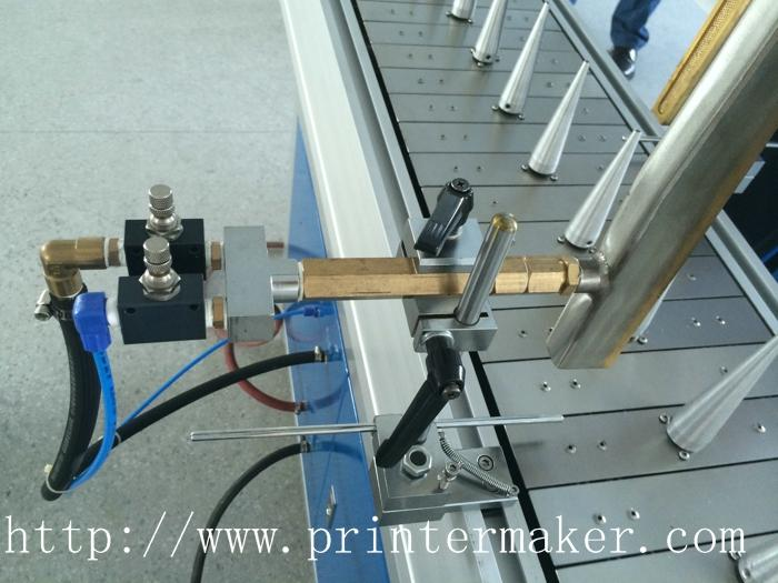 Flame Surface Treatment Equipment 8
