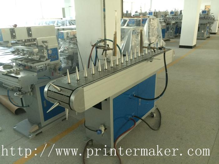 Flame Surface Treatment Equipment 10