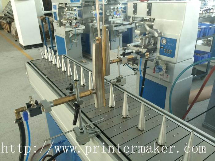 Flame Surface Treatment Equipment 11