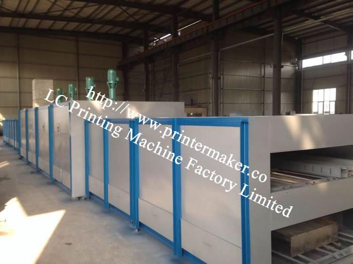 Electric Heating Annealing Furnace for Glass Containers 2