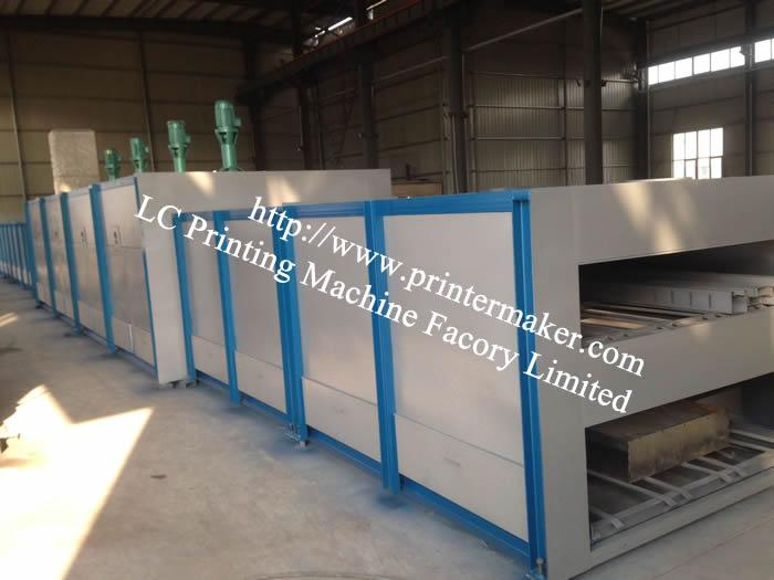Electric Heating Annealing Furnace for Glass Containers 3