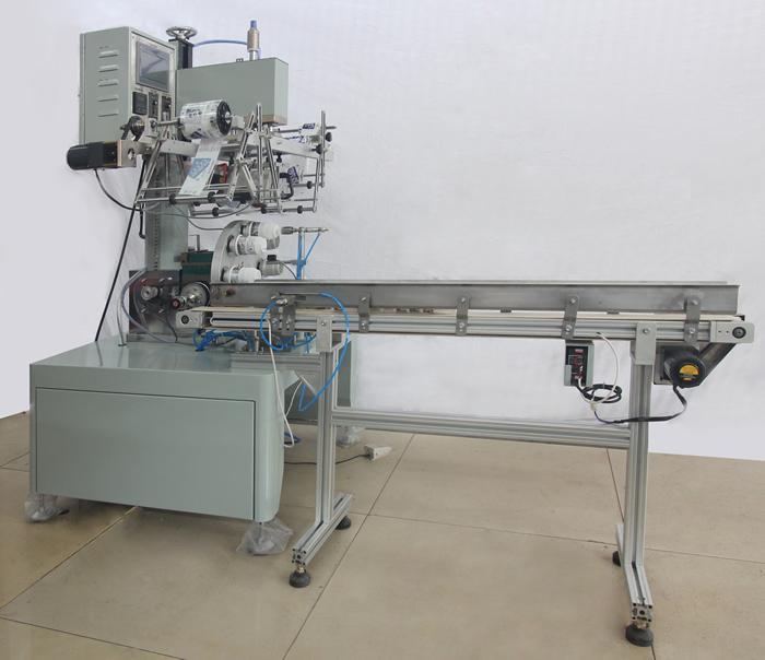 Automatic Heat Transfer Machine on Paint Plastic Bucket 5