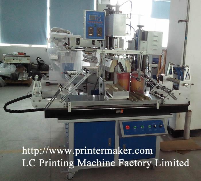 Extinguisher Heat Transfer Machine 2