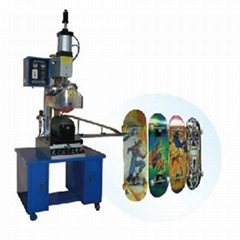 Heat Transfer Machine for Skateboard