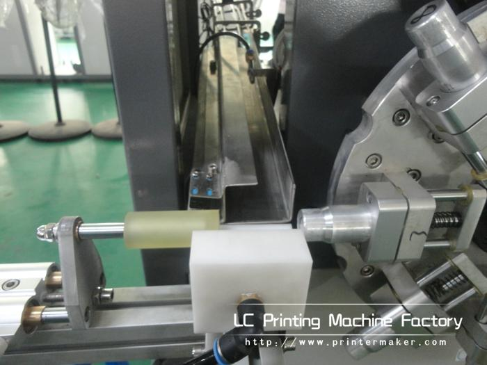 Fully Automatic Hot Staming Machine For Caps Top Surface 3