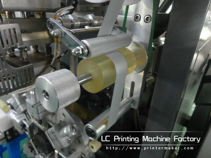 Fully Automatic Hot Staming Machine For Caps Top Surface 8