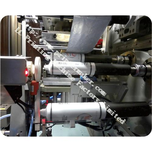 Plastic Cosmetic Tube Automatic Hot Stamping Machine 3