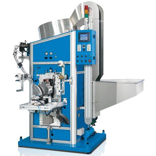 Automatic Hot Stamping Machine On Irregular Shape Caps 1