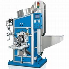 Automatic Hot Stamping Machine On Irregular Shape Caps