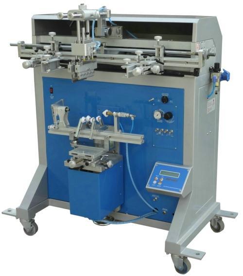 Large Format Silk Screen Printing Machine 1