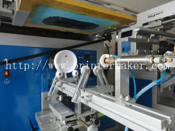 Large Format Silk Screen Printing Machine 4