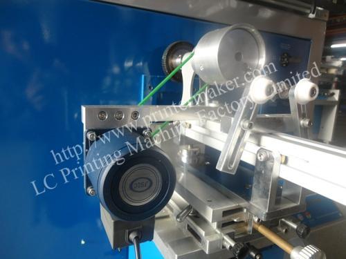 Semi Auto Screen Printer with Motor Registration System 3