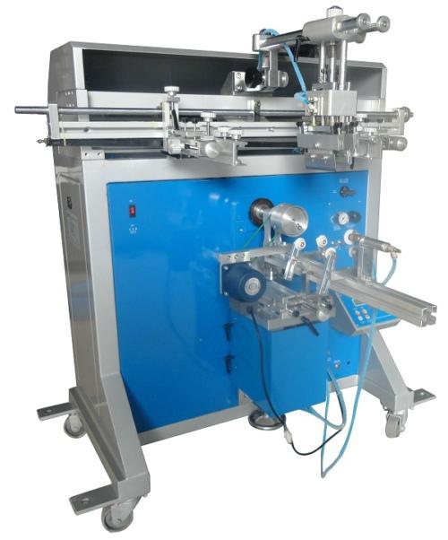 Semi Auto Screen Printer with Motor Registration System 1