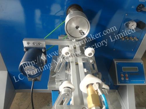 Semi Auto Screen Printer with Motor Registration System 4