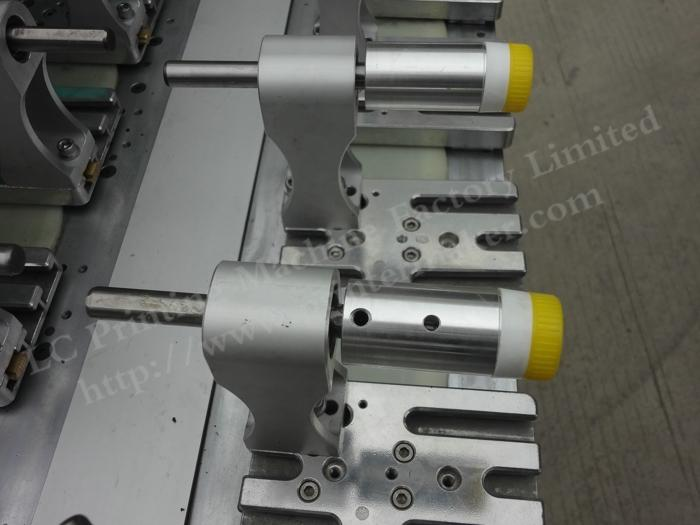 Flat And Round Conveyor Belt Screen Printing Machine with 16 Stations 8