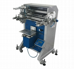 Pneumatic Flat and Cylindrical Screen Printer