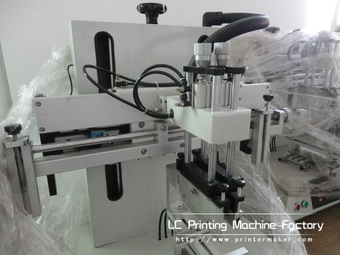 New Desktop Screen Printing Machine for Cylindrical Products 5
