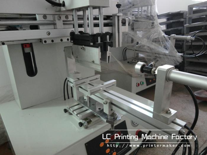 New Desktop Screen Printing Machine for Cylindrical Products 8