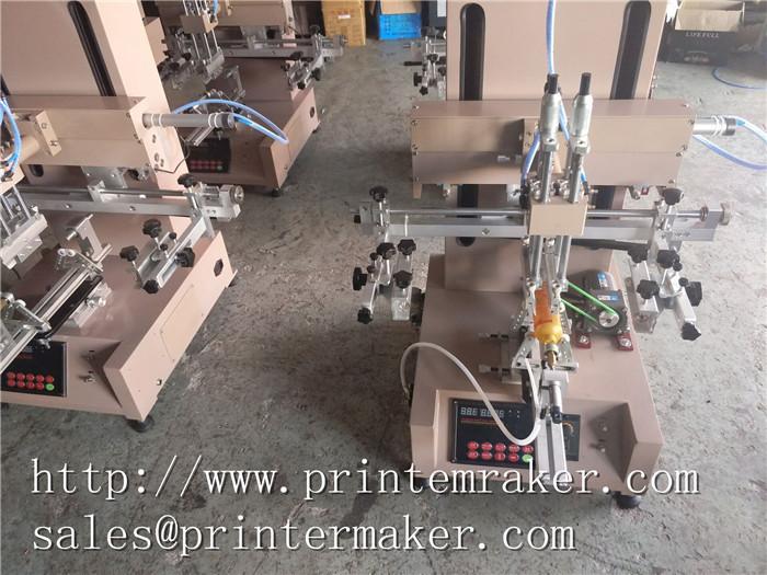 Mini Bottle Screen Printing Machine 7