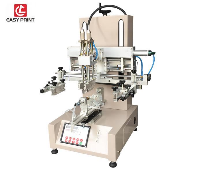 Mini Bottle Screen Printing Machine 1