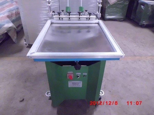 Vacuum Table Manual Screen Printer 4