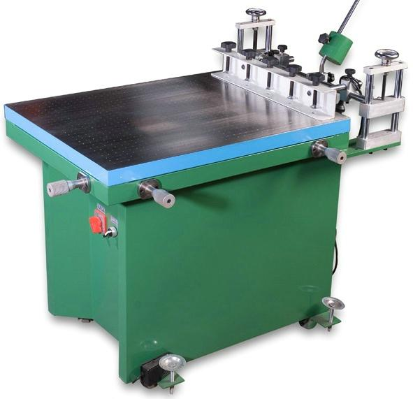 Vacuum Table Manual Screen Printer 1